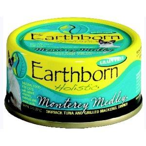 Earthborn Monterery Medley Feline