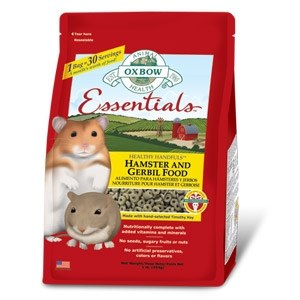 Healthy Handfuls - Hamster and Gerbil Food
