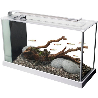 Fluval Spec V 5-Gallon Aquarium (White)