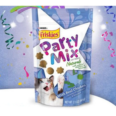 Party Mix Naturals Cat Treats