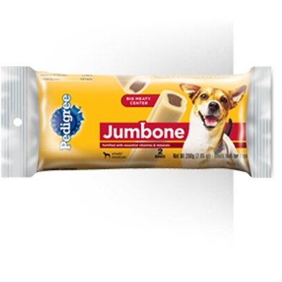 Jumbone 2 Pack for Small / Medium Dogs