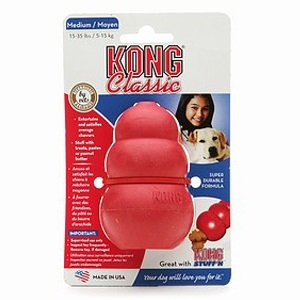 Kong Classic Medium Red