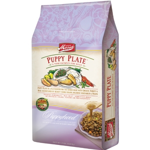Merrick Puppy Plate Dry Puppy Food