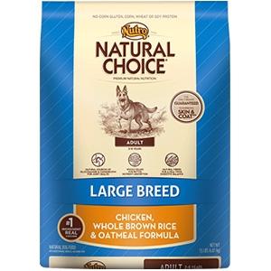 Natural Choice Large Breed Adult Dog Food 15 lbs