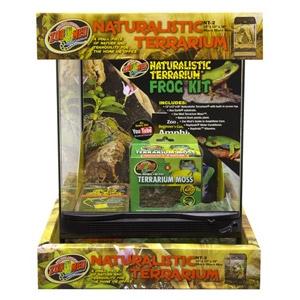 Reptihabitat Naturalistic Terrarium Frog Kit
