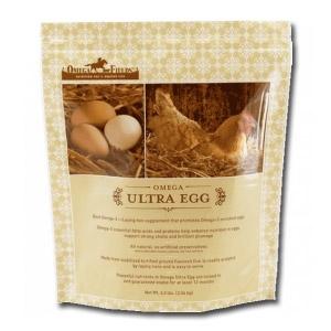 Omega Ultra Egg Poultry Supplement
