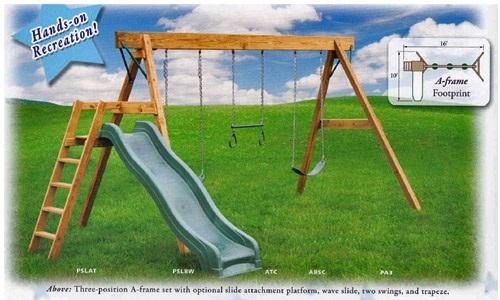A-Frame Playset