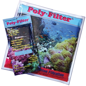 PolyBio Marine Poly Filter