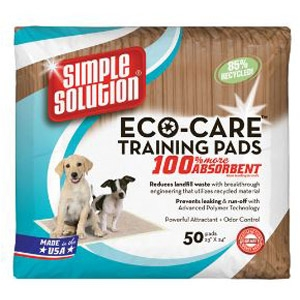 Eco-Care Puppy Training Pads 50pk