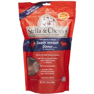 Simply Venison Freeze Dried Dinner for Dogs