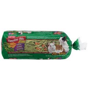 Kaytee Timothy Hay Plus™ Carrots