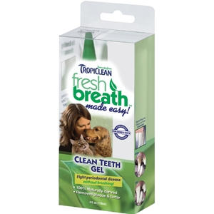 Tropiclean Clean Teeth Gel Kit
