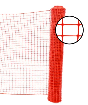 Resinet SLM40Square Mesh Barrier Fence