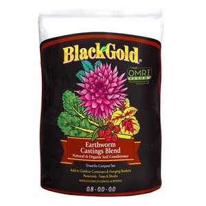 Black Gold® Earthworm Castings