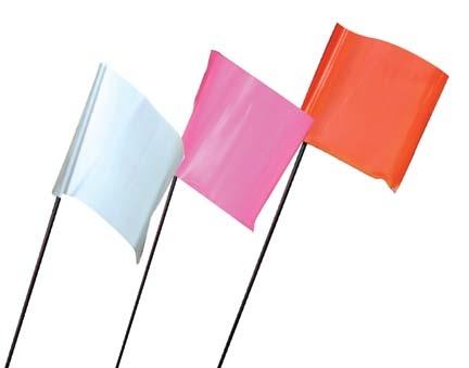 C. H. HANSON Marking Flags - Wire Staff