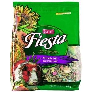 Fiesta Food Guinea Pig 2.5 Pound