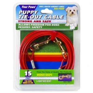 Puppy Tie Out Cable