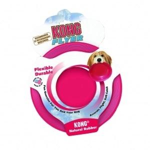 Kong Rubber Flyer
