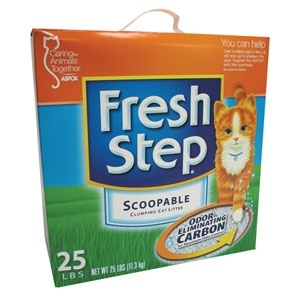 Fresh Step Odor Shield 25 Lb.