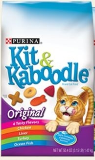 Purina® Kit & Kaboodle® Dry Cat Food