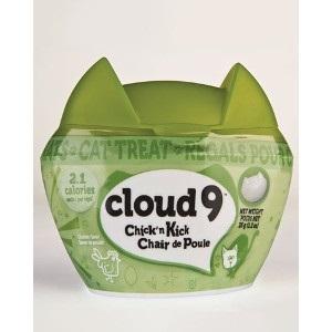 Cloud 9 Chick'n Kick Cat Treats