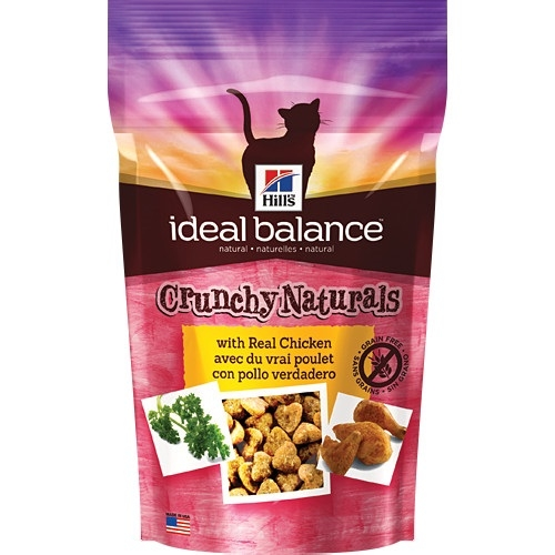 Hill's® Ideal Balance™ Crunchy Naturals with Real Chicken
