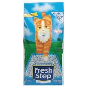Fresh Step Litter