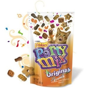 Friskies Party Mix Original Crunch