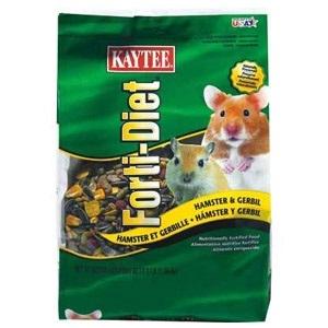 Kaytee Forti-Diet Hamster & Gerbil