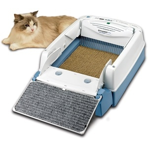 Littermaid Elite Self-Cleaning Litter Box