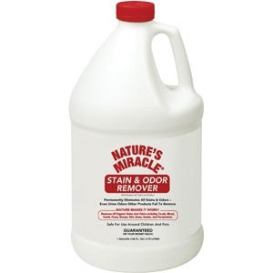 Nature's Miracle Pet Stain and Odor Remover