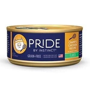 Pride by Instinct® Champ's Chicken Recipe