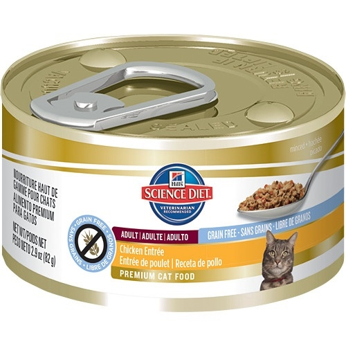Hill's® Science Diet® Adult Grain Free Chicken Entrée
