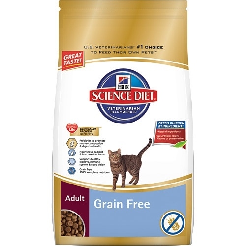 Hill's® Science Diet® Adult Grain Free Cat Food