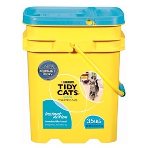 Tidy Cats Scoop for Multiple Cats Instant Action