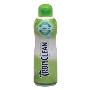 Naturally Green Tropiclean Shampoo Medicated Oatmeal & Tea Tree