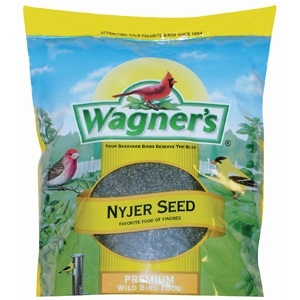 Wagner's Nyjer Thistle Seed For Wild Birds