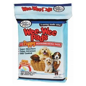 Four Paws Wee Wee Pads for Puppies (14 ct.)