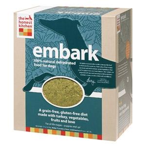 EMBARK™ Grain Free Turkey Dog Food