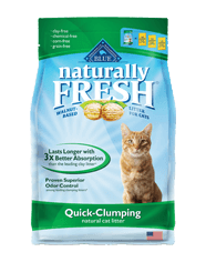 Naturally Fresh Clumping Litter 14#