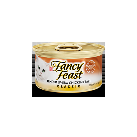 Fancy Feast Tender Chicken & Liver Feast