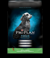 Pro Plan Small Breed Puppy