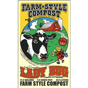 Lady Bug Natural Brand Farm Style Compost