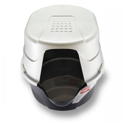 Nature's Miracle, Advanced Oval Hooded Litter Box