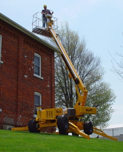 Bil-Jax 36-ft. Boom Lift