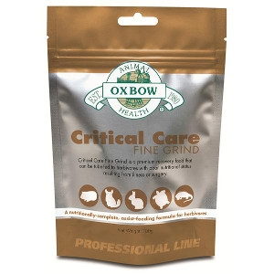 Critical Care Fine Grind® Premium Herbivore Recovery Food