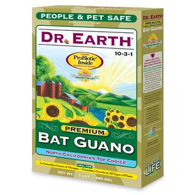 Premium Bat Guano, People & Pet Safe