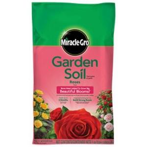 Miracle-Gro Garden Soil for Roses