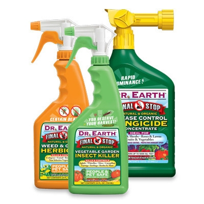 Dr. Earth Organic Killer Sprays