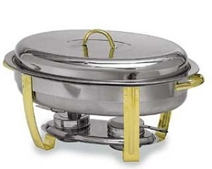 Oval Chafer 6 qt.